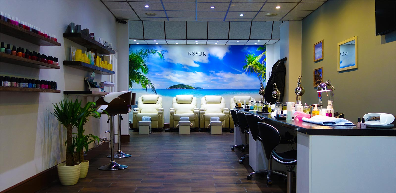 Nailsuite - Nails and Beauty Salon in West Hampstead